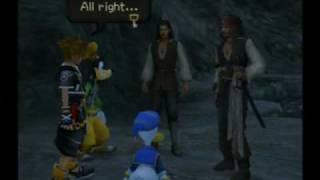 Kingdom Hearts 2 Walkthrough Part 52-The Black Pearl