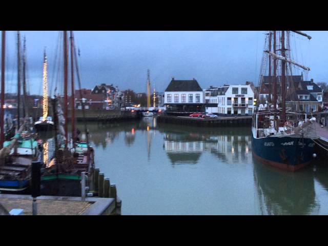 Jenna Burkels: Harlingen de mooiste plek van Friesland