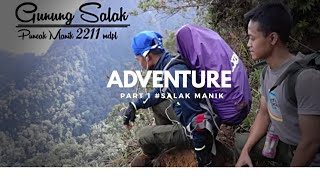 Download Video SERAM !!! PENDAKIAN GUNUNG SALAK 1 VIA JALUR CIDAHU MP3 3GP MP4