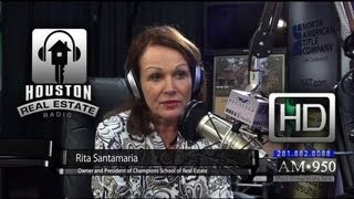 Rita Santamaria - Champions School of Real Estate - Houston Real Estate Radio