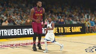 NBA Giant Players vs Tiny Players - NBA 2K18