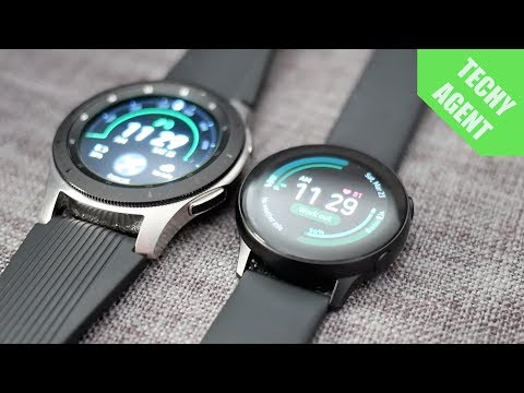 Samsung Galaxy Watch VS Galaxy Watch Active