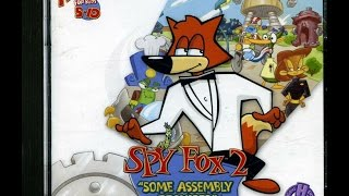 Spy Fox 2: Some Assembly Required Stream Walkthrough