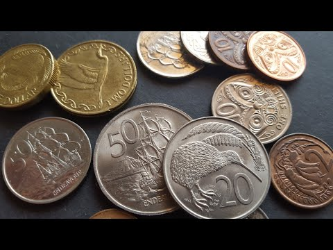 More New Zealand Coins