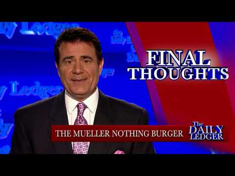 Final Thoughts: The Mueller Investigation