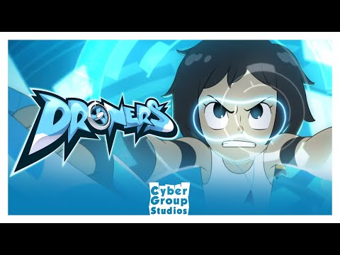 DRONERS | CARTOON FOR KIDS | NEW TEASER 2019