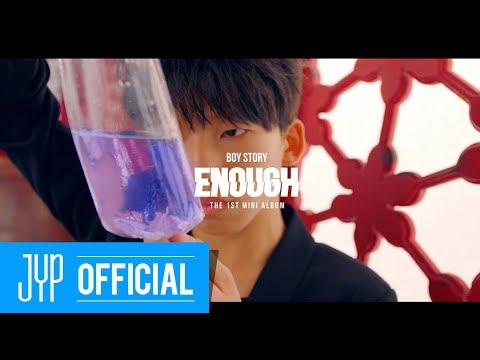 "BOY STORY ""Enough"" Teaser 2 – ZIHAO"