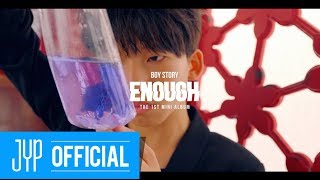 "BOY STORY ""Enough"" Teaser 2 - ZIHAO"
