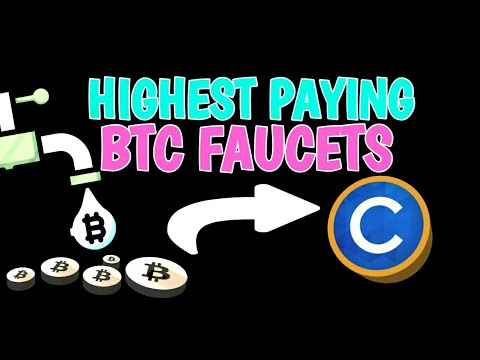 Highest Paying BTC Faucets! Withdraw To Your Coins.ph.