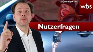 Kann ich illegale Sachen klauen? | Nutzerfragen Rechtsanwalt Christian Solmecke
