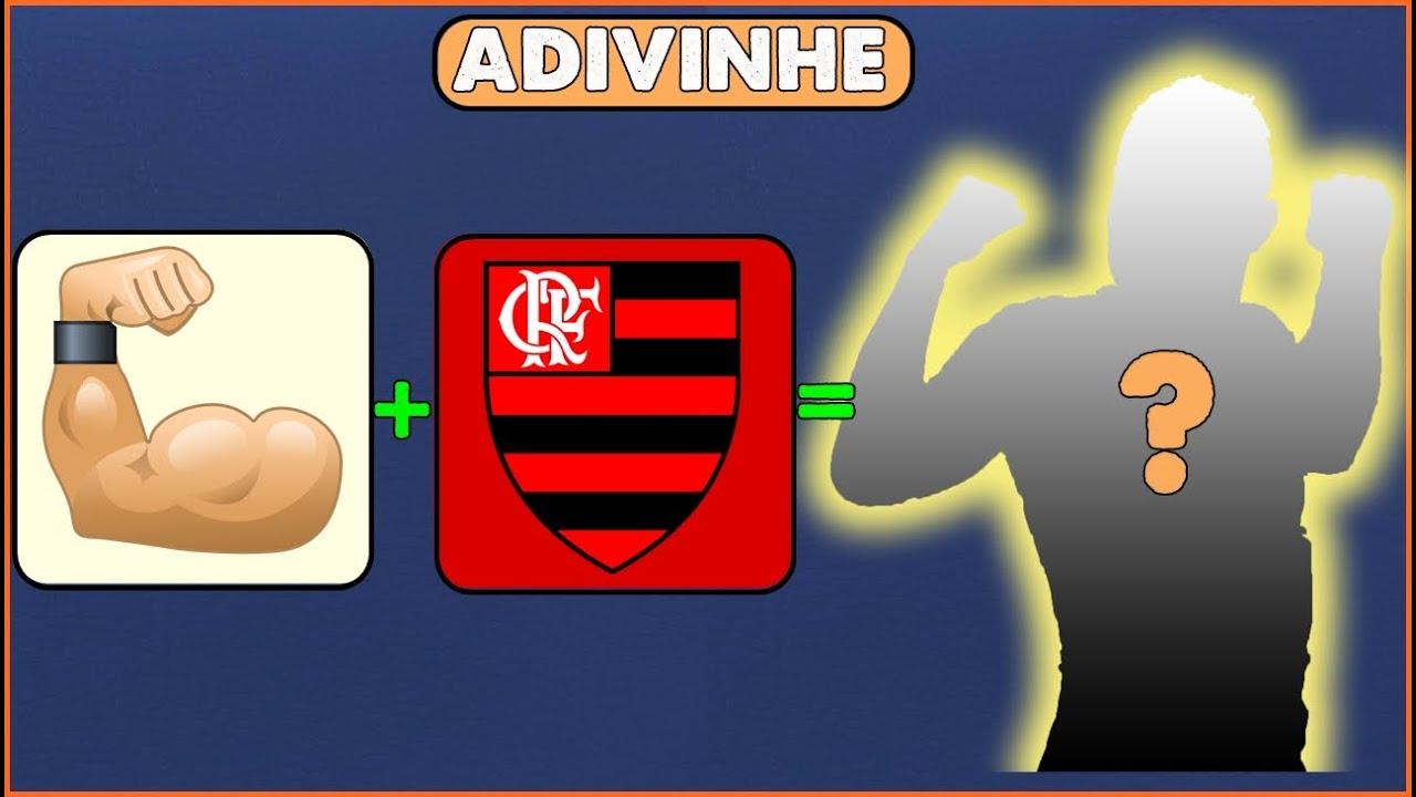 ADIVINHE OS JOGADORES DO BRASILEIRÃO COM EMOJIS