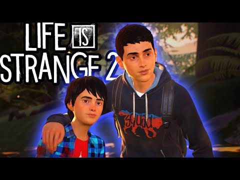 RUNNING From The Police | Life Is Strange 2 Episode 1 Part 4