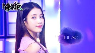 IU(아이유) - Lilac(라일락) (Music Bank) | KBS WORLD TV 210326