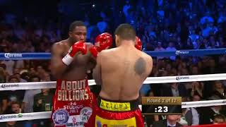 Broner VS Maidana