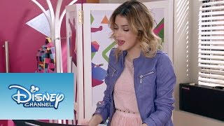 """Violetta interpreta """"Quiero"""" en el piano Momento Musical Violetta"""