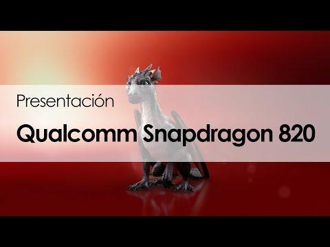 Cobertura: Presentación del procesador Snapdragon 820 de Qualcomm