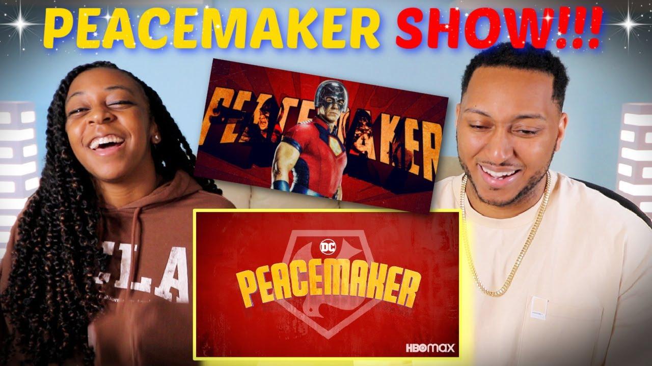 """Peacemaker"" Official Teaser REACTION!!!"
