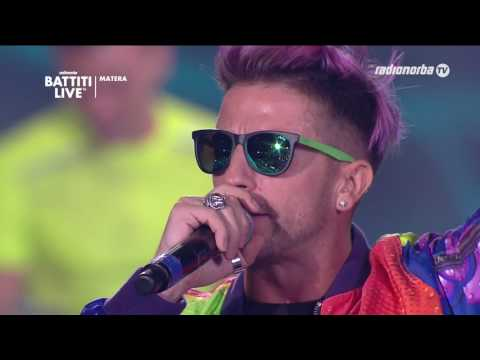Gabry Ponte - Battiti Live 2016 - Matera