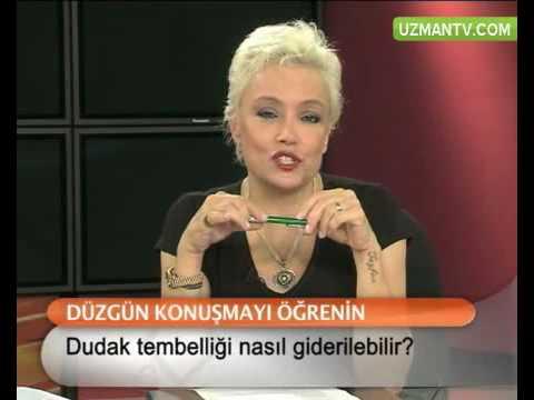 Dudak Tembelliği Nasıl Aşılır? I Diksiyon Kursu İzmir