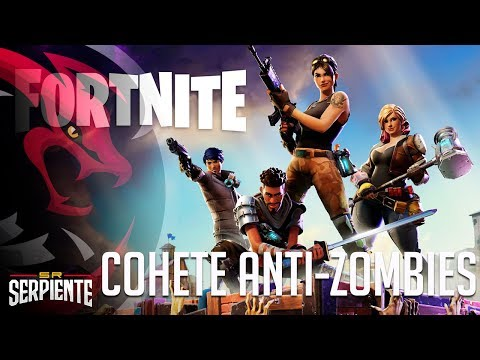 COHETE ANTI-ZOMBIES | FORTNITE Early Access Free to play c/ None y Eruby