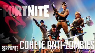ANTI-ZOMBIES COHETE ? FORTNITE Early Access Free to play c/ None and Eruby