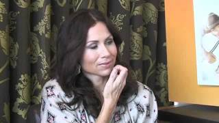 Hollywood actress Minnie Driver on feel-good musical Hunky Dory