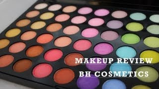 BH Cosmetics 88 matte palette Review | WithinLiesBeauty87 ♥ Thumbnail