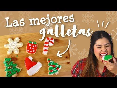 Galletas de Mantequilla FÁCILES EN 15 MINUTOS    RebeO