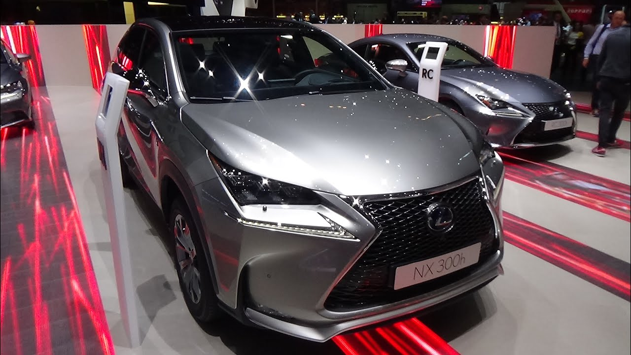 2016 lexus nx 300h exterior and interior geneva. Black Bedroom Furniture Sets. Home Design Ideas