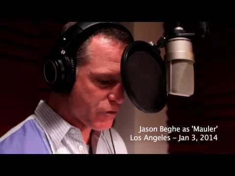 Jason Beghe DAWGTOWN Recording Session