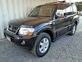 (SOLD)Automatic Cars 4x4 SUV 7 seat Mitsubishi Pajero Exceed -Top of the range 2005 review