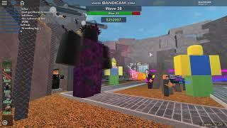 ROBLOX Tower Battle (Railgunner Madness Part 2)