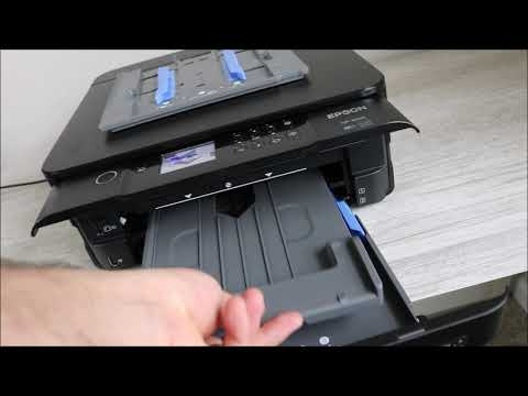 Epson XP 6100 Unboxing, Setup & Review