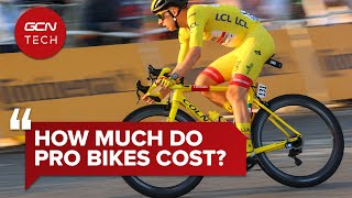How Much Do Pro Bikes Cost? | GCN Tech Clinic #AskGCNTech