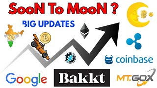 Crypto becoming big ! When moon ?