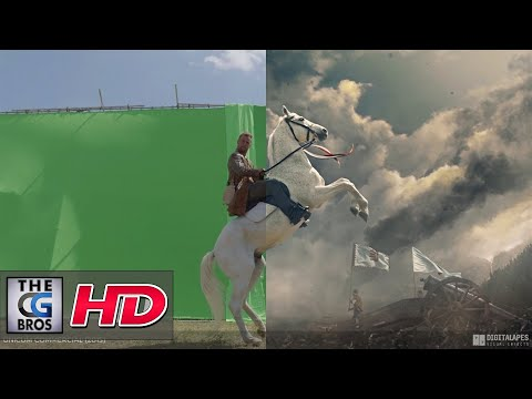 "CGI & VFX Showreels: ""Digital Compositing Breakdown Reel"" - by Balázs Sántha"