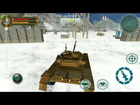 Real Battle Of Tanks 2019 : Army World War Machines Game, Gameplay
