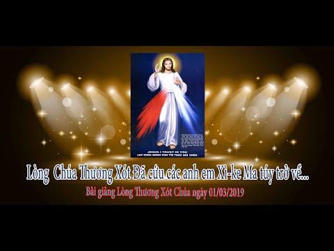 Lòng Chúa Thương Xót Đã cứu anh em Xì-Ke Ma túy trở về với Chúa