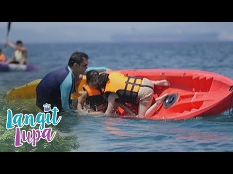 Langit Lupa: Ian, Trixie and Princess get...