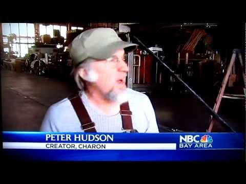 Peter Hudson's Charon on NBC Bay Area