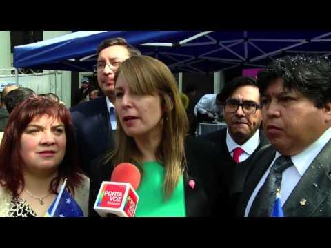 EN SANTIAGO SE PR0MOCIONO  REGION DE MAGALLANES CON SU  TURISMO DE INVIERNO