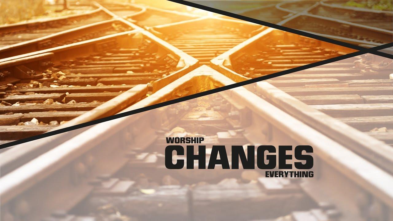 Preek: Worship CHANGES Everything   Cees van Harten