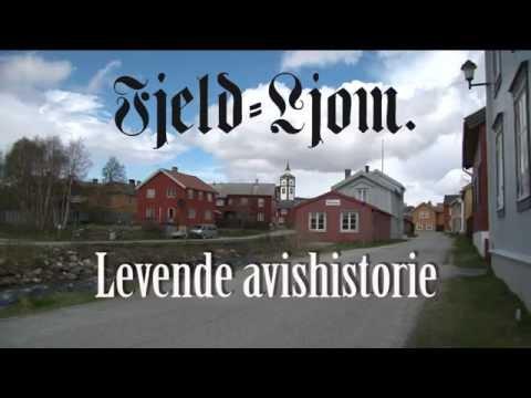 Fjeld Ljom promo avishistorie