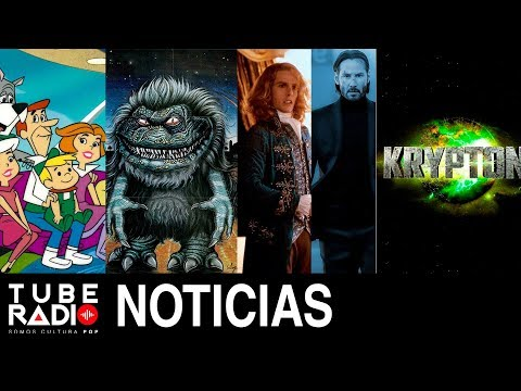 Tube Radio:  Krypton | Sabrina | Umbrella Academy | Critters | Vampire Chronicles |  John Wick