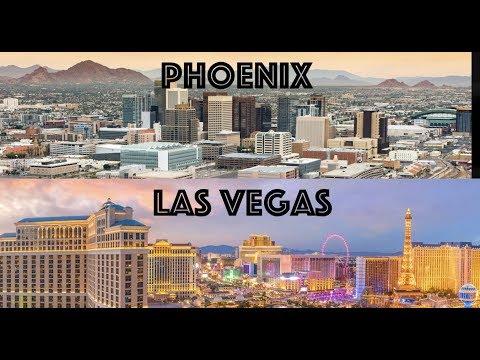 Living in Phoenix OR Living in Las Vegas?