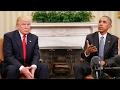 Zo geeft Obama Trump het nakijken Video Klibi