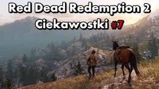 Red Dead Redemption 2 - Ciekawostki #7 - Nawiedzony las, Polka, goryl i nie tylko