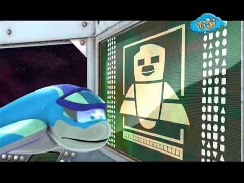 Космические гонщики смотреть мультфильм