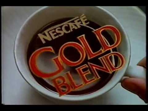 ネスカフェ ゴールドブレンド CM【宮本輝】1992  コーヒー