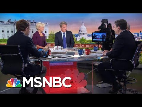 Mike Pompeo: Master Of Misdirection On Meddling? | Morning Joe | MSNBC